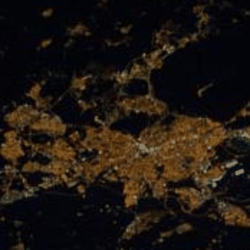LPI 7: European Cities at Night